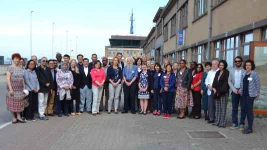 Заседание Консультативного совета АСФА  в IODE (Бельгия,(г.Остенде 2018)