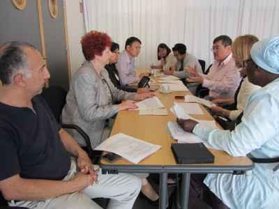 Участие ВНИРО в рабочих группах в рамках Заседания АСФА, 2019