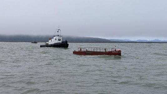 Комплексный гидрологический и гидроакустический мониторинг в Камчатском заливе