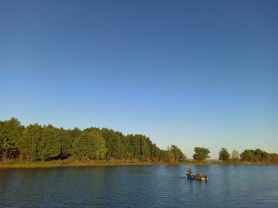 Ученые исследовали Куйбышевское и Нижнекамское водохранилища