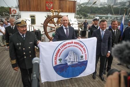 Ученые ВНИРО вновь пройдут по Северному морскому пути