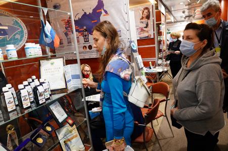 ВНИРО принял участие в международной выставке БАД-EXPO