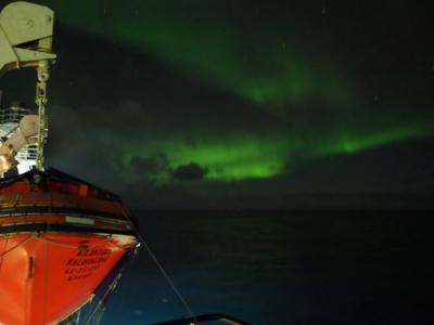 Завершилась международная экспедиция в Северной Атлантике