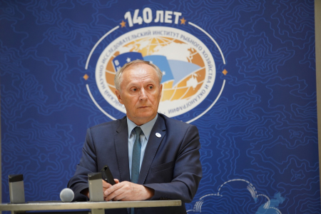В Санкт-Петербурге состоялось заседание коллегии ВНИРО