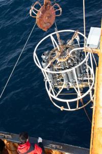 Океанографический зонд-профилограф sea bird
